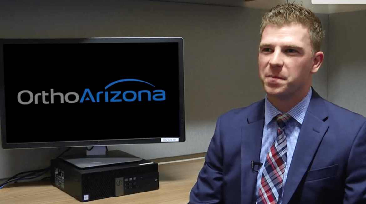 Dr. Scott Evans, Hand and Wrist Specialist at OrthoArizona
